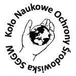 Koło Naukowe Ochrony Środowiska - logo